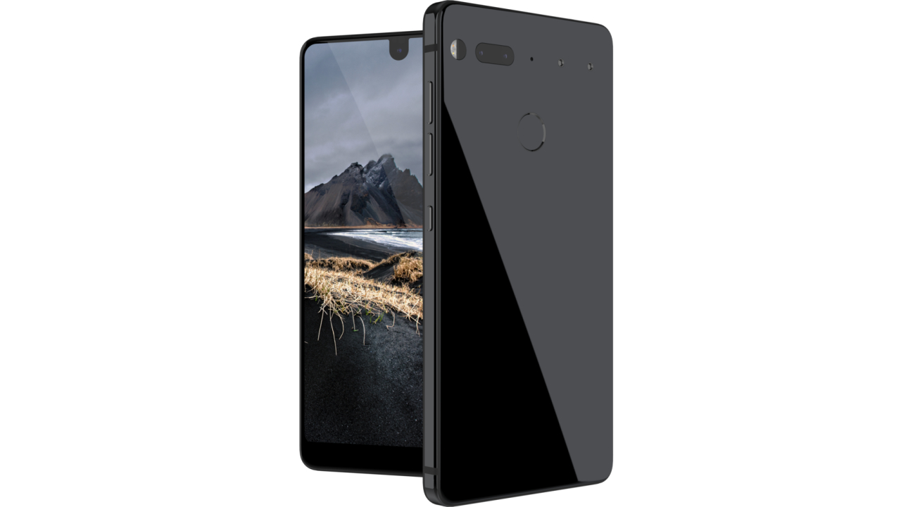 andy rubin essential phone finally lives anti iphone