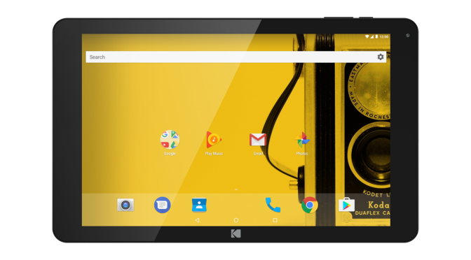 kodak launches two new tablets price availability specifications