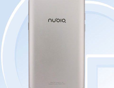 nubia nx907j appears tenaa 2900mah battery