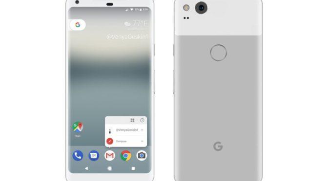 google pixel xl 2 comes new features