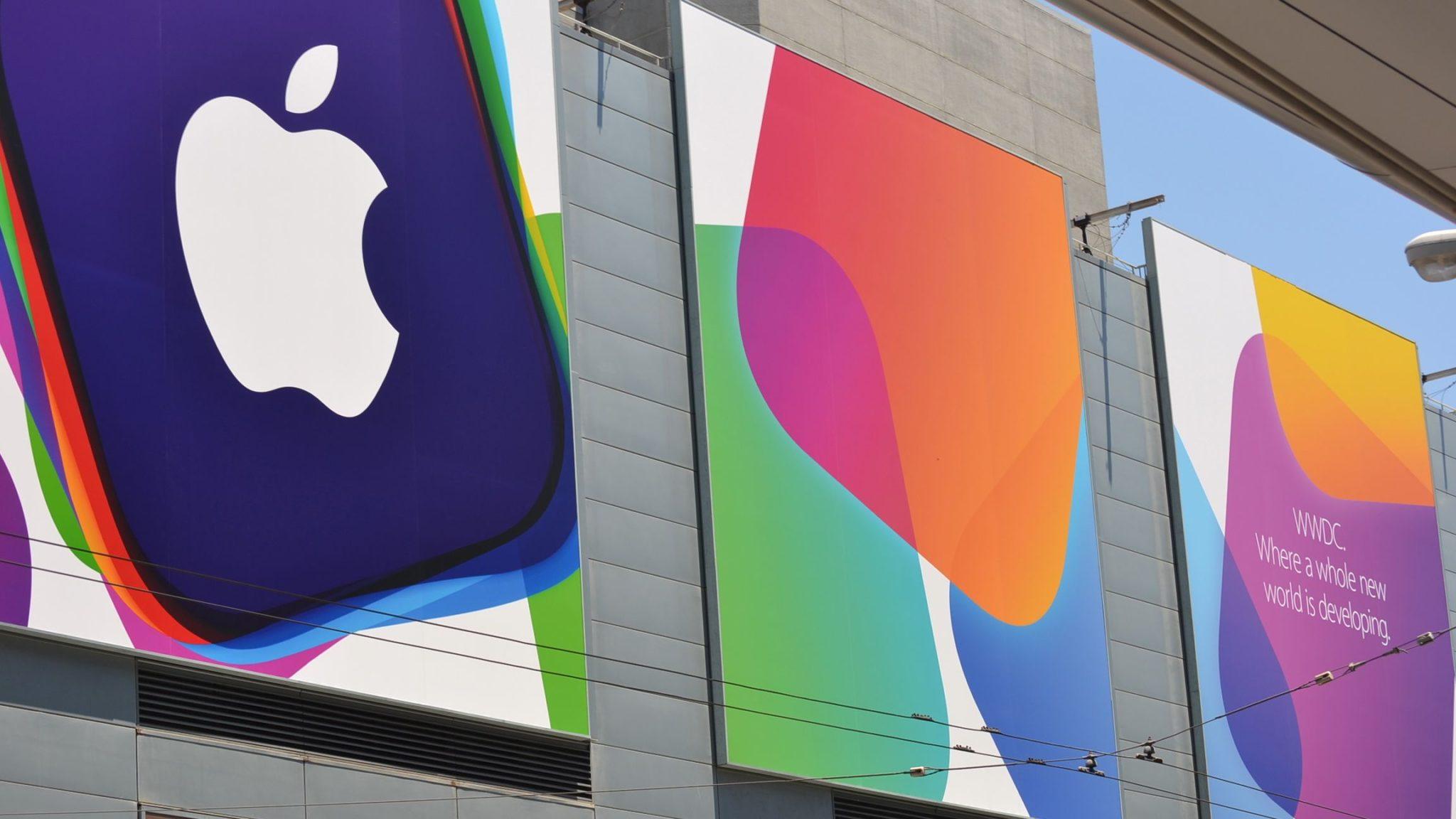 Apple WWDC 2018 iOS 12 macOS 10 4