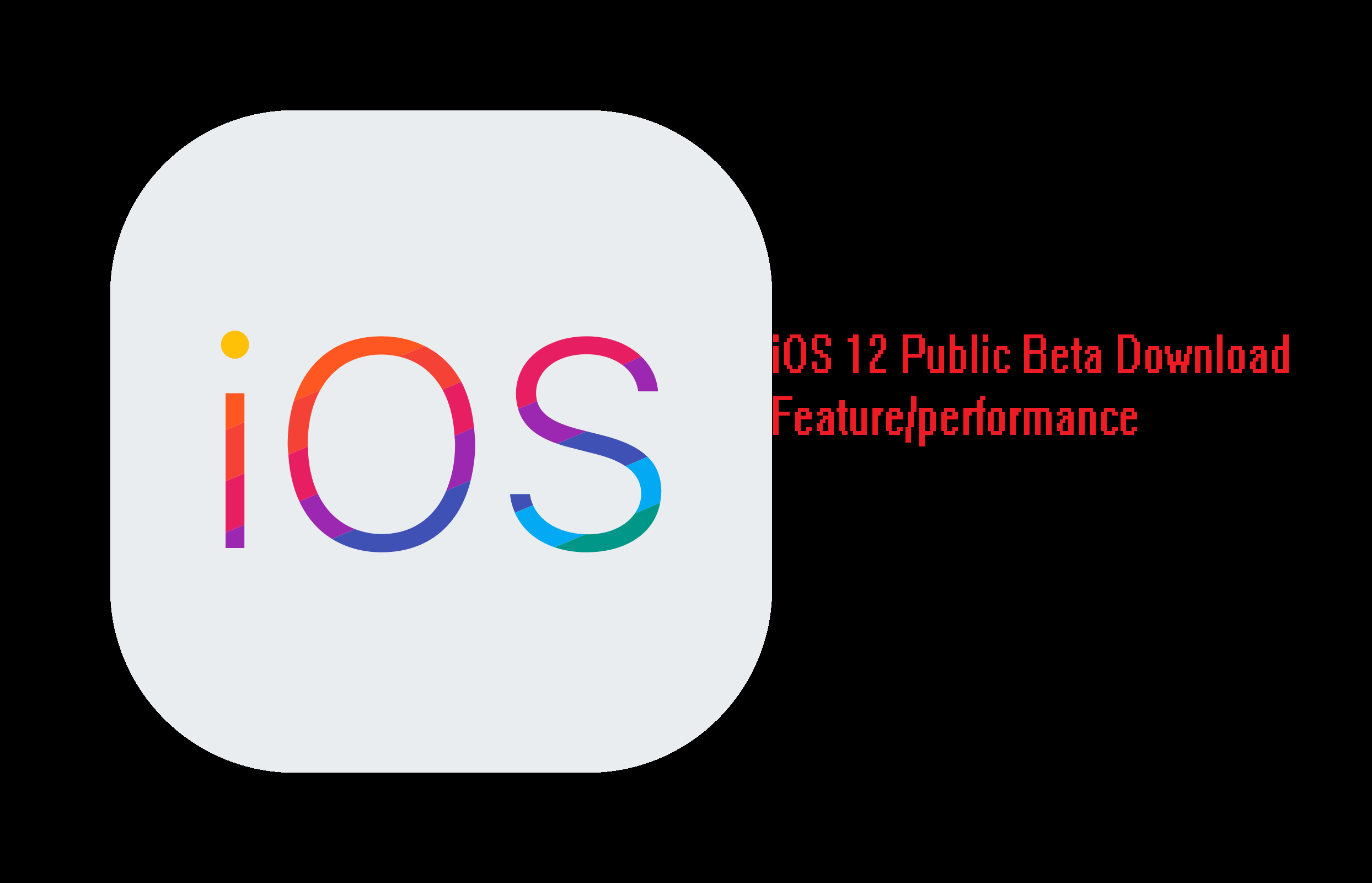 how to download ios 12 first public beta
