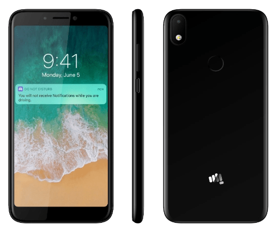 micromax canvas 2 plus launched price specifications
