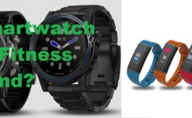 Smartwatch or Fitness Band