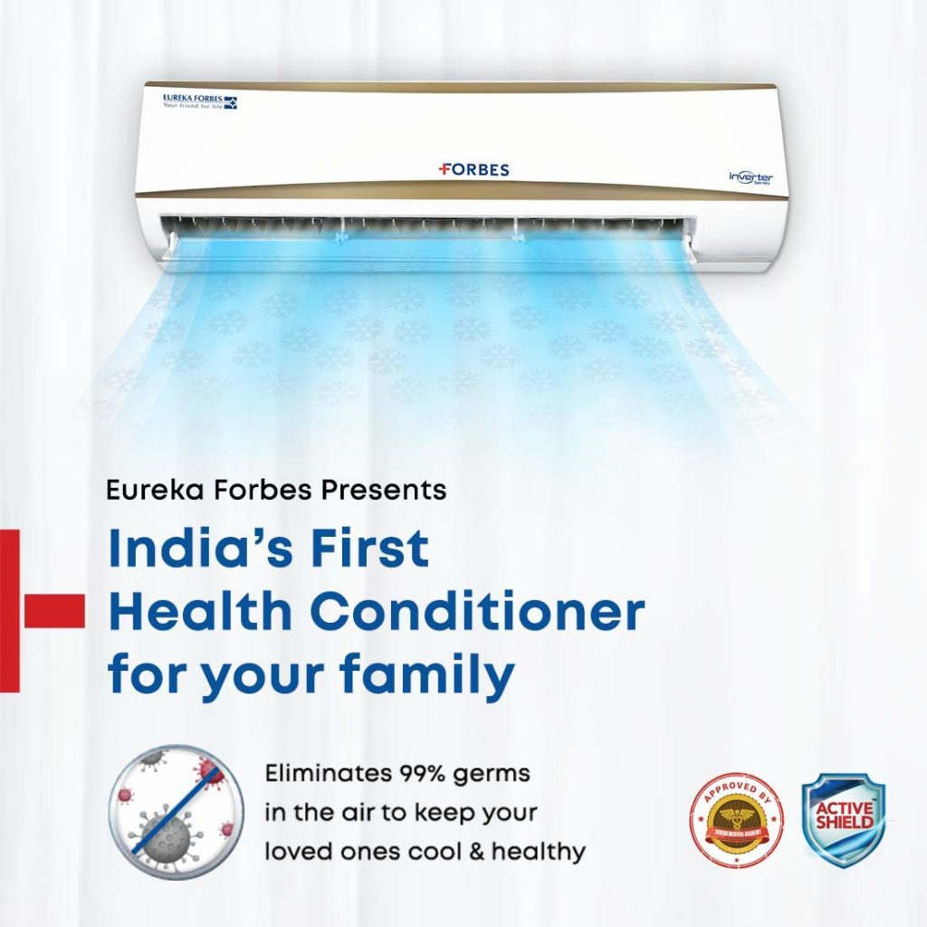 Made in India AC India's first health conditioner buy online topkhoj.com
