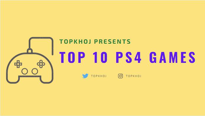 top 10 ps4 games 2020