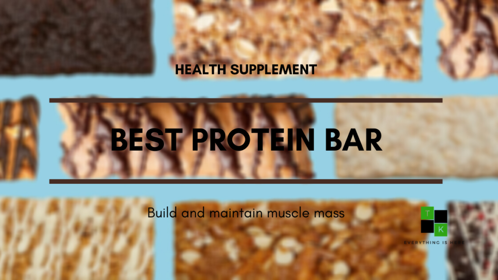 Best Nutrition Protein Bar NuviaGo US 2021