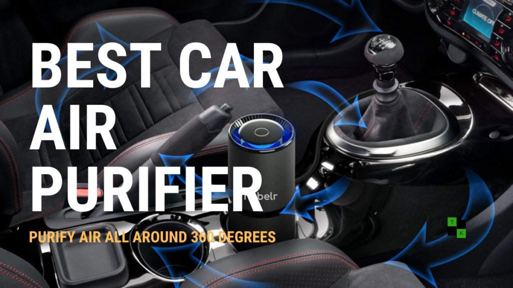 Best Car Air Purifier India 2021