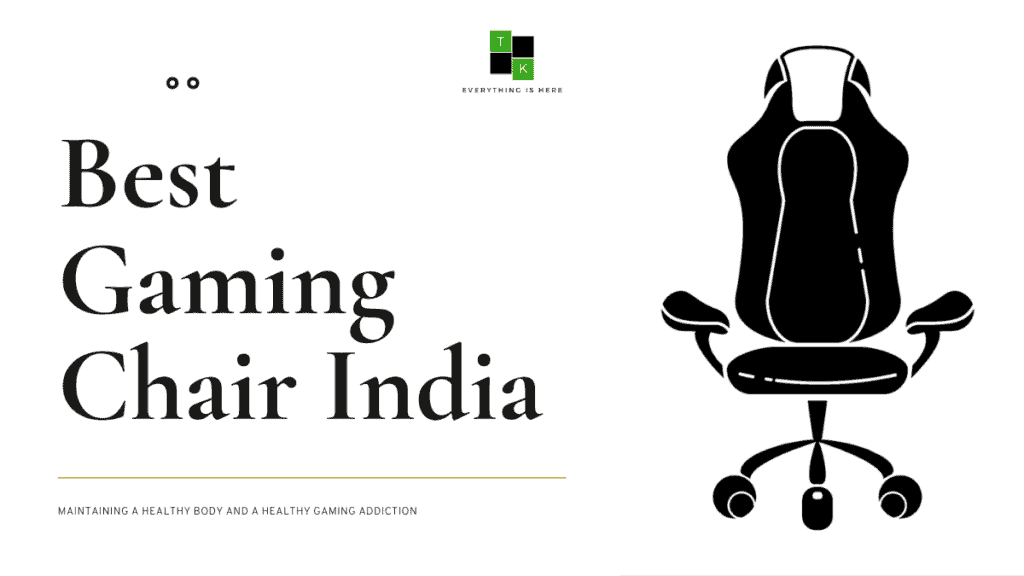 gaming chair india
