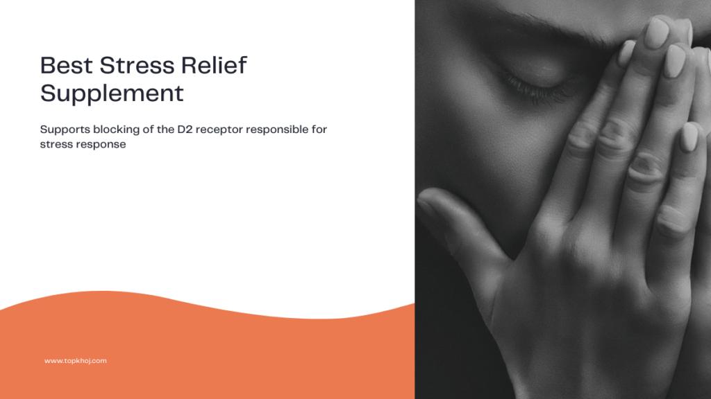 Best Stress Relief Supplement Restilen USA 2021