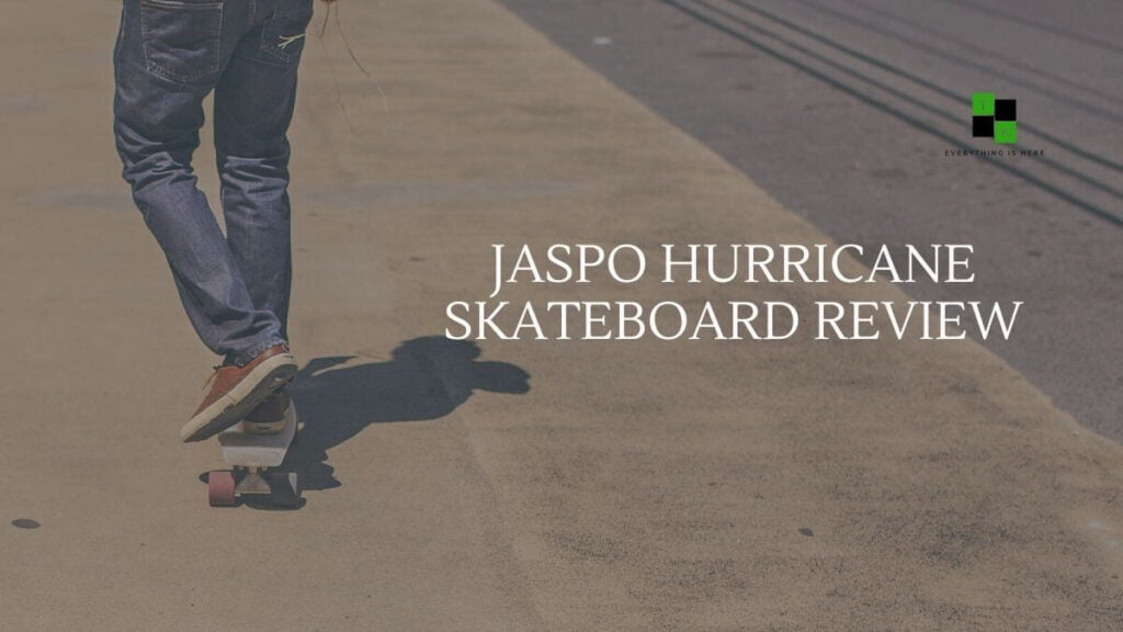 Jaspo Skateboard Adults Review