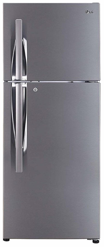 LG 260L 3 Star Frost Free Double Door Best Home Refrigerator