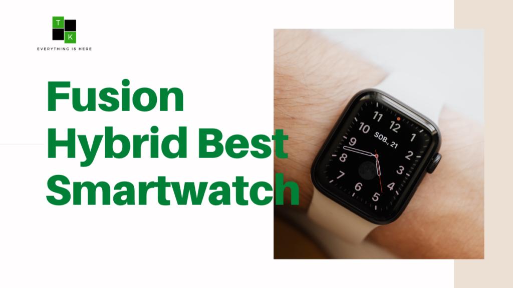 Which Smartwatch Best India 2021