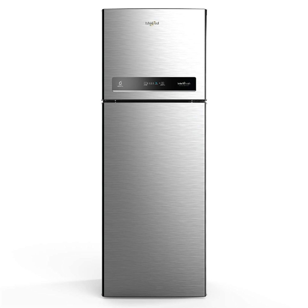 Whirlpool 265L 4 Star Frost-Free Double-Door Best Home Refrigerator